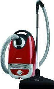 Hallf Price Miele Complete C2 Cat and Dog Power Line Bagged Cylinder Vacuum Cleaner, 4.5 Litre, 1200 W, Red £139.99 Amazon