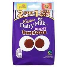 2 4 1 on days out with Cadburys Chocolate pouches. - £1 @ Tesco