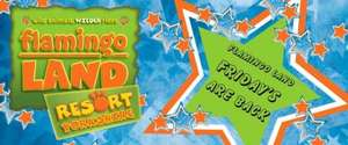 Half Price Flamingo Land Family Tickets. £58 @ Pulse Radio