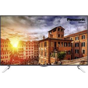 "Panasonic TX-48CX400B 48"" Smart 3D 4K Ultra HD TV - Black £389 Del (with code) @ AO"
