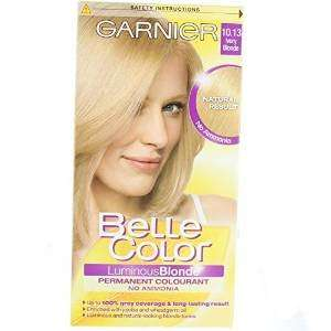 Poundland £1 Garnier Belle Hair Dye Ivory Blonde 10.13