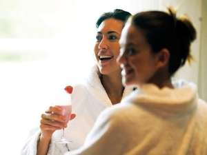 Spa break for 2 £80 at Q Hotel