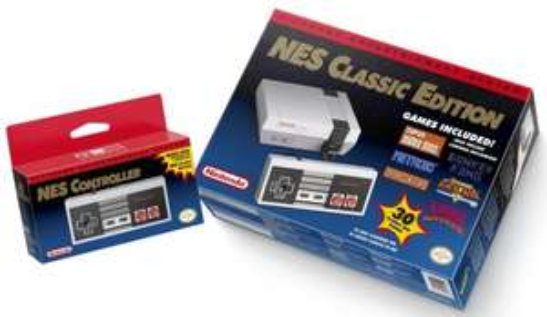Nintendo Classic Mini: Nintendo Entertainment System £49.99 @ Gameseek