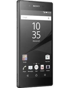 Sony Xperia Z5 Black 24 month O2 contract £19/month £60 up front cost Total £516 @ Mobiles.co.uk