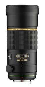 Pentax smc DA* 300mm f/4 ED (IF) SDM Telephoto Prime Lens for Pentax DSLR £716.40 (at least £979.00 elsewhere)@ Amazon