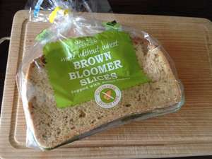 Marks & Spencer Gluten Free Bread New Lower Price of £2.40 Per Loaf