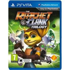 Ratchet and Clank Trilogy PS Vita - £9.99 - Argos