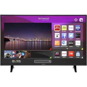 "Techwood 65AO3SB 65"" Smart LED 1080p Full HD Freeview HD TV Black New at Ebay/AO for £599"