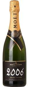 Moet Chandon Grand Vintage 2006 (6x75cl) £179.94 @ Majestic (£30/bottle)