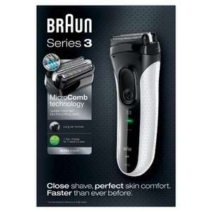 Braun Series 3 3020s Shaver £35.99 @ Boots