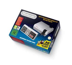 Mini NES with 30 Built-In Games - £47.86 @ ShopTo