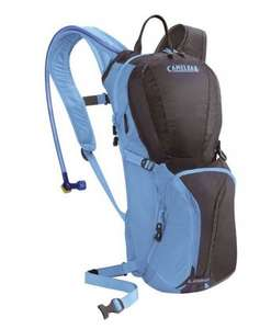 Camelbak Lobo Grey / Blue - £34.99 with free C&C or £3.99 del at Decathlon