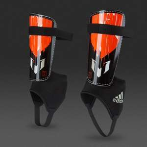 adidas Messi 10 Shin Guards Youth £3.00 @ JD Sports - Free click and collect