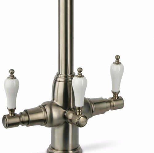 Brita Kelda Nickel Effect Water Filter Tap £60.00 - Free delivery @ B&Q
