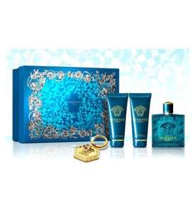 Versace Eros 100ml set £32 Boots