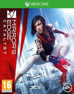 Mirror's Edge: Catalyst for Xbox One & PS4 £29.97 @ Gamestop