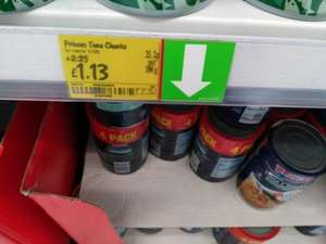 princes tuna 4 tin pack £1.13 @ Asda - gillingham