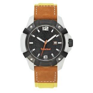 Timberland Men's Chocorua Black Dial Leather Strap Watch £39.99 @ Argos