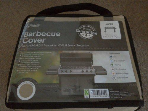 Gardman Large BBQ Cover - £6.99 @ Home Bargains
