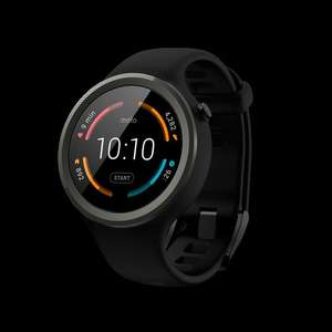 MOTO 360 SPORT 2ND GEN £139 WITH CODES FROM MOTO