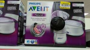 Philips Avent Natural breast pump RTC £23 Tesco - Abingdon