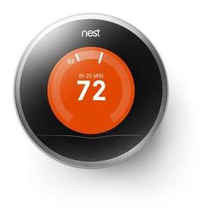 Nest 2nd Generation Thermostat £70 @ B&Q - Newtonabbey