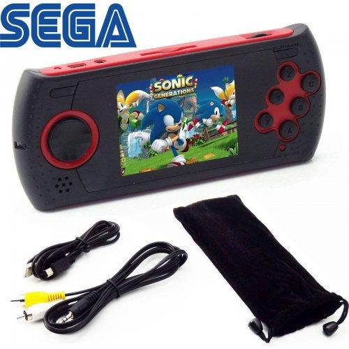 Sega Mega Drive / Genesis Arcade Ultimate Portable Handheld (20 games + SD Card & TV Out Support) @Ebay - targetcart