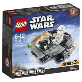 Lego Star Wars First Order Snowspeeder - 75126 - £4.50 / Lego Creator Cargo Heli - 31029 - £5.00 @ Sainsburys