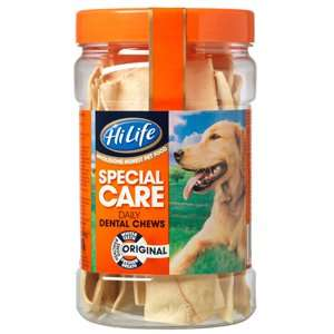 Hi life dog chews reduced by a pound per tub £3 in morrisons. Nationwide deal