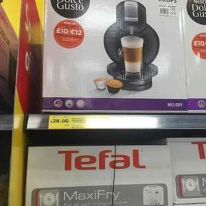 Dolce Gusto Melody 3 coffee machine £28 (from £119) at Tesco in store