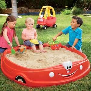 little tikes sand pit £34.96 delivered @ Toysrus