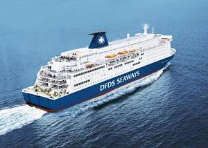 Ferry to france £28 @ DFDS