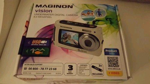 8MP Underwater Digital Camera £16.99 @ ALDI In Store