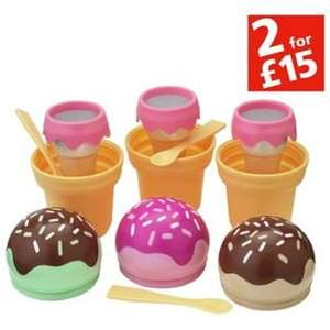 Kids ice cream maker (ignore the pic price!) £3.99 @ Argos