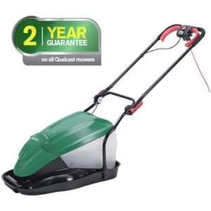 Qualcast Corded Hover with Mulch and Collect Mower - 1800W - £69.99 Argos