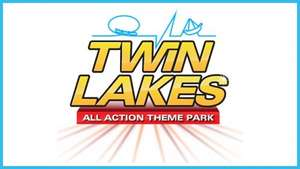 Half Price Family Ticket For Twinlakes in Leicestershire. £39.98 Was £79.96 Pulse Radio