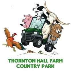 Family Ticket For Thornton Hall Farm, Nr Skipton. £11.50 Was £23. Pulse Radio
