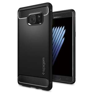 Note 7 Spigen Cases 99p delivered -  Dispatched from and sold by Keep in Case / Amazon