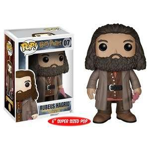 "Pop! Vinyl Harry Potter - Rubeus Hagrid 6"" Big Figure £9.99 @ IWantOneOfThose"