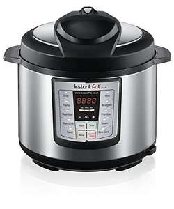Instant Pot Lux60 6-in-1 Programmable Electric Pressure Cooker with Stainless Steel Cooking Pot, 6 Litre £79.99 @ Amazon