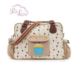 Pink Lining Yummy Mummy Changing Bag £55 @ Bounty