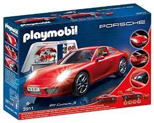EXPIRED - Porsche 911 Carrera S - ((Sadly) Made of Playmobil) £13.49 (Amazon Prime) or £15.49 C&C at Tesco Direct