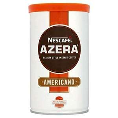 Nescafe Azera Americano (100g) was £5.00 now £2.50 @ One Stop