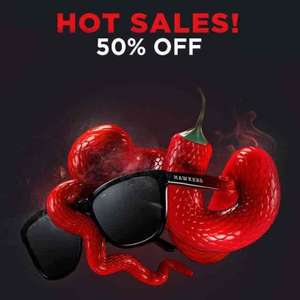 HAWKERS 50% OFF polarized sunglasses! Carbon black only £9.50 + £5 Postage
