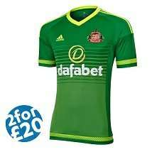 best top in the land two for £20 @ Sunderland AFC
