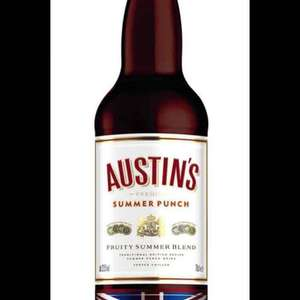 Aldi's version of Pimms only £5.99