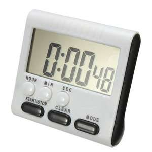 Digital Kitchen Timer - £2.98 (Amazon Add-on)