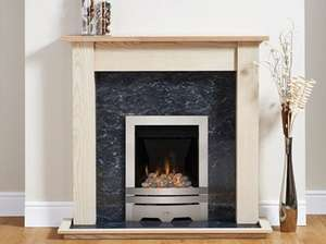 Lulworth Manual Control Inset Gas Fire as  £135.00 you save  £85.00 now £50 delivered @ B&Q