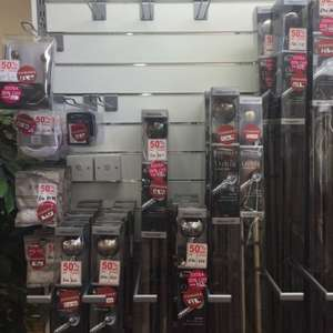 Rectella Curtain Poles & Accessories - 70% OFF marked price at Botany Bay, Chorley