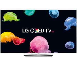 """2016 LG OLED55B6V OLED 4k UHD 55"""" TV £2519.10 @ Richer Sounds using Voucher Code (also 10 months Pay Later)"""